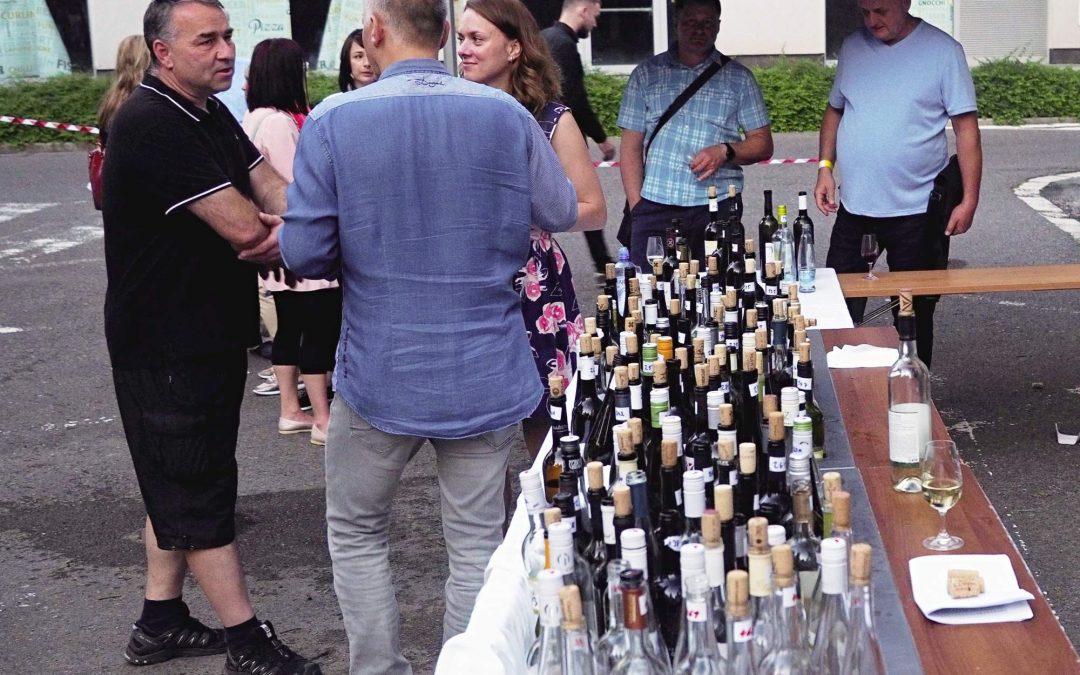 Hradecký pohár vína je tady!